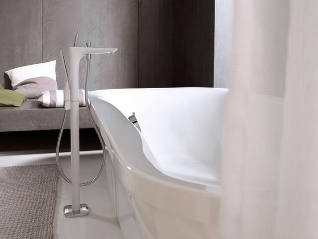 汉斯格雅创意使您的浴室设计易如反掌。