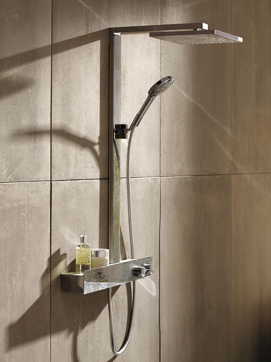 High Quality Shower Systems For Wellness At Home.