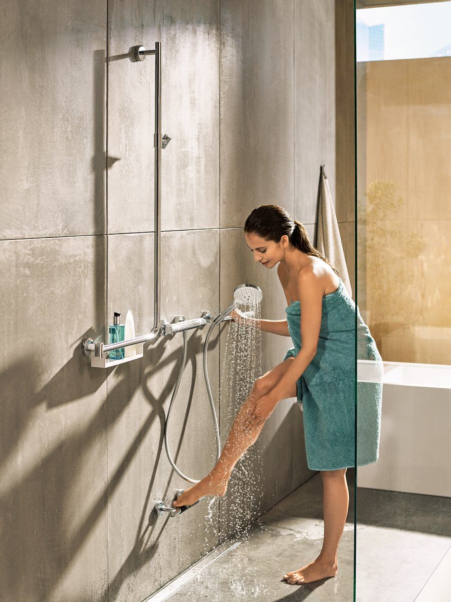 Showers And Shower Heads To Suit All Requirements