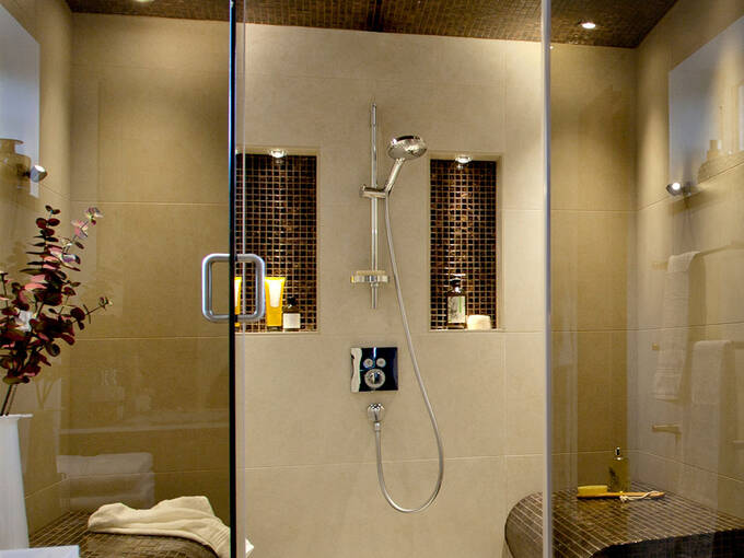 Hammam Badkamer Style : Bathroom ideas bathroom design tips and style finder hansgrohe int
