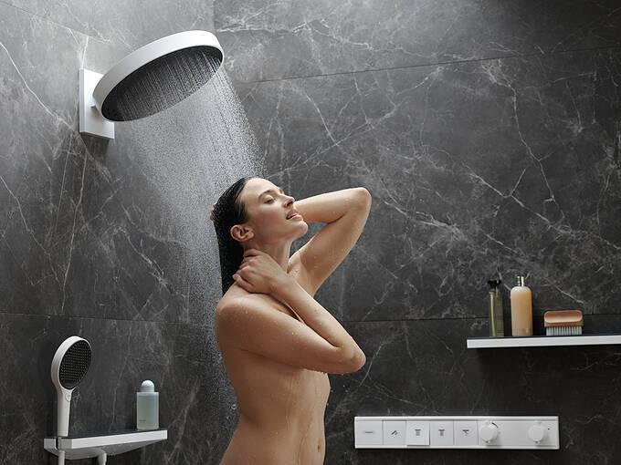 使用 Rainfinity,感受独一无二的淋浴体验。