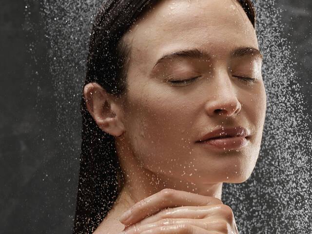 汉斯格雅的养生淋浴产品