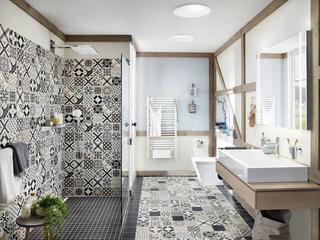 Moderne Badezimmer Ideen Fur Ihre Badgestaltung Hansgrohe Ch