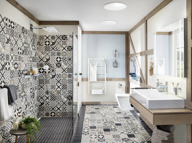 Moderne Badezimmer Ideen Fur Ihre Badgestaltung Hansgrohe De