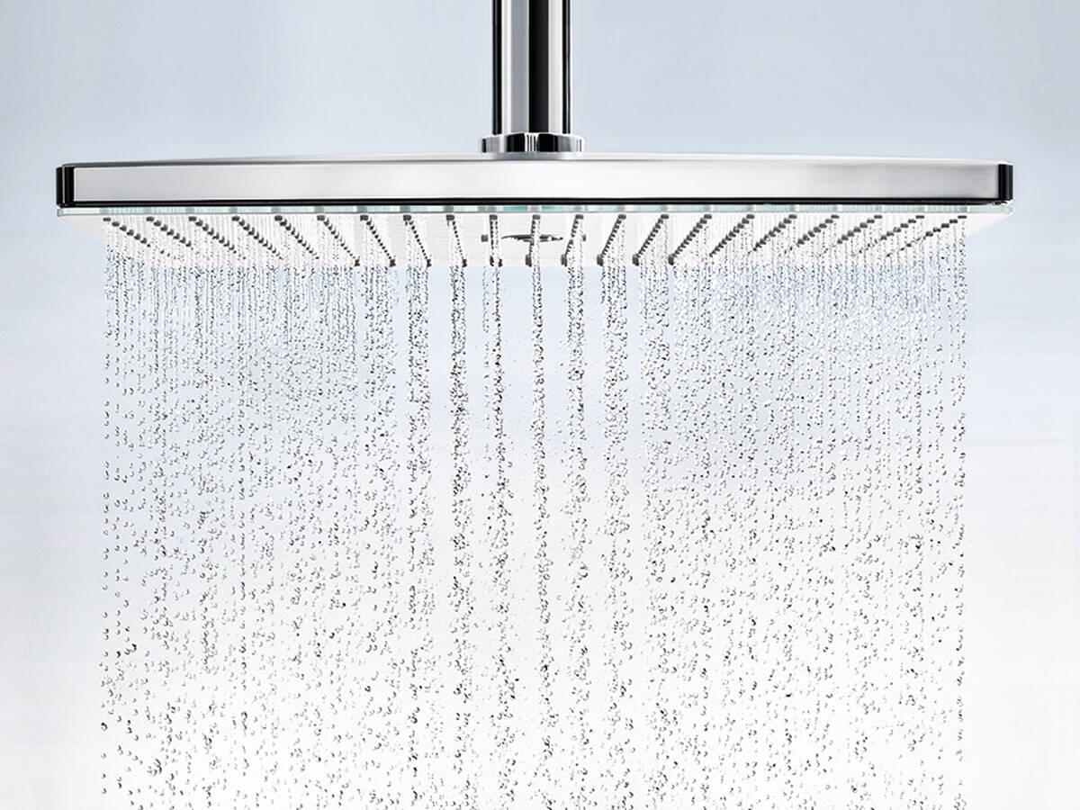 提升浴室内的生活品质:开拓性的花洒技术。