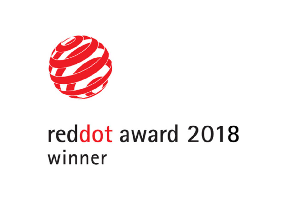red dot award winner.