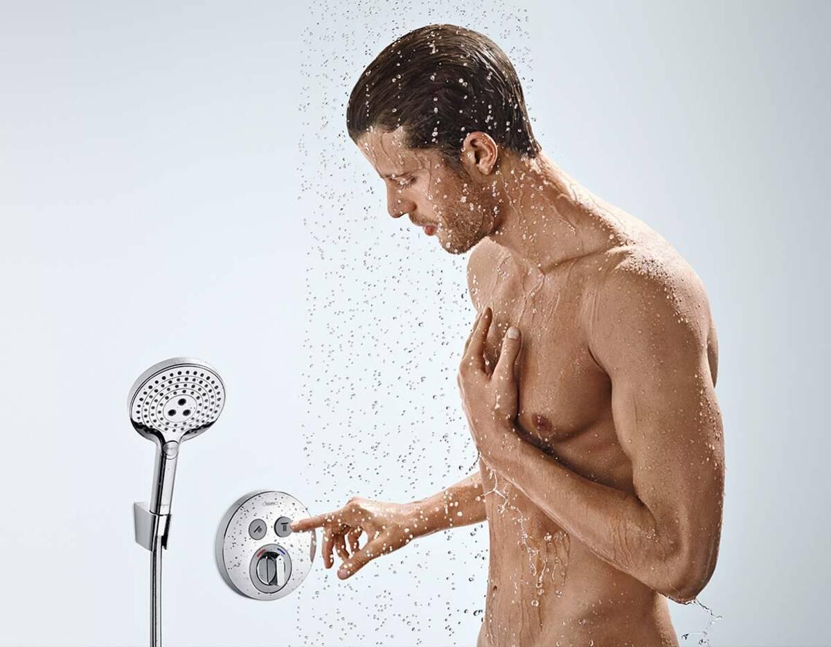 通过 Select 按钮方便切换的淋浴最新消息。