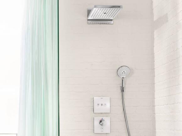 Duschthermostat Thermostate Fur Ihre Dusche Hansgrohe De