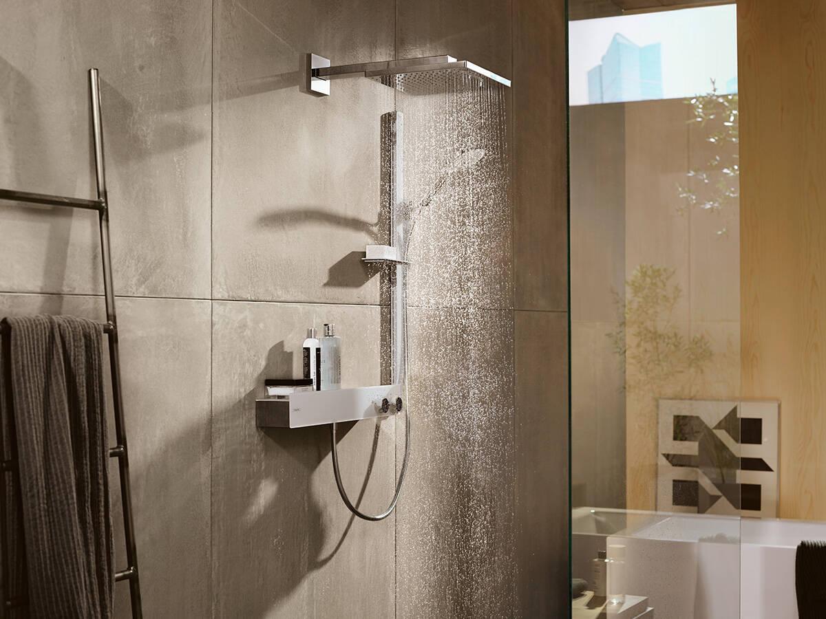 Termostaty Do Twojej Strefy Prysznica Hansgrohe Pl