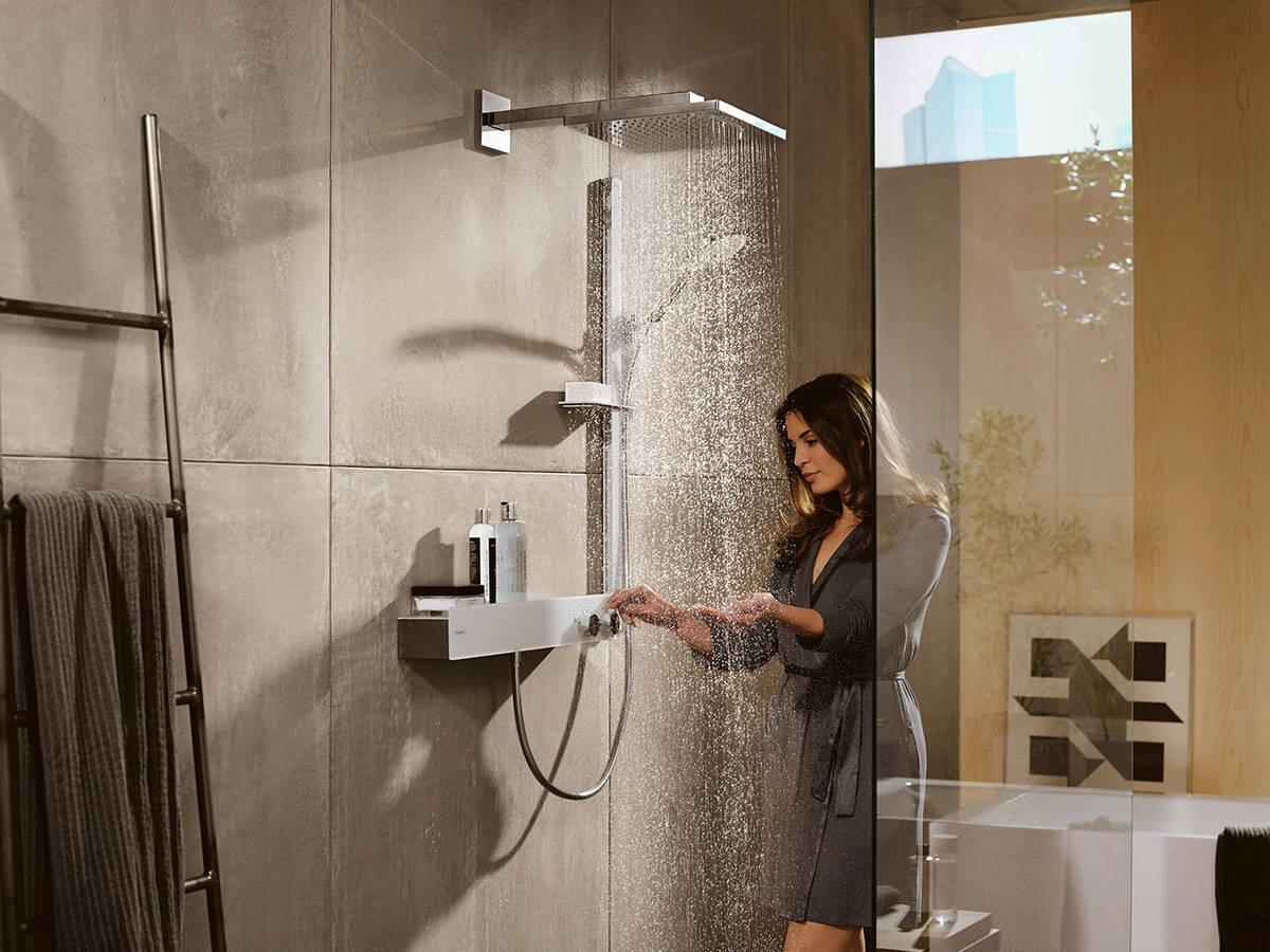 带来恒久淋浴享受的汉斯格雅浴室最新消息。