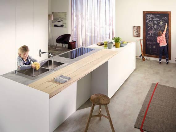 厨房类型: 家庭厨房,带来超享空间和用户舒适度。