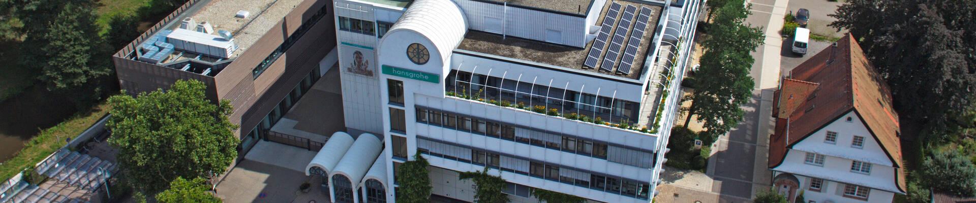 汉斯格雅集团总部在希尔塔赫。