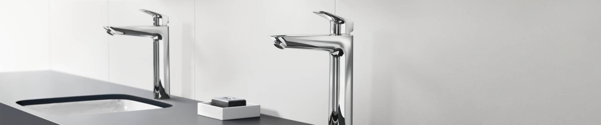 Gut gemocht hansgrohe Logis bathroom taps: modern, affordable, good JE86