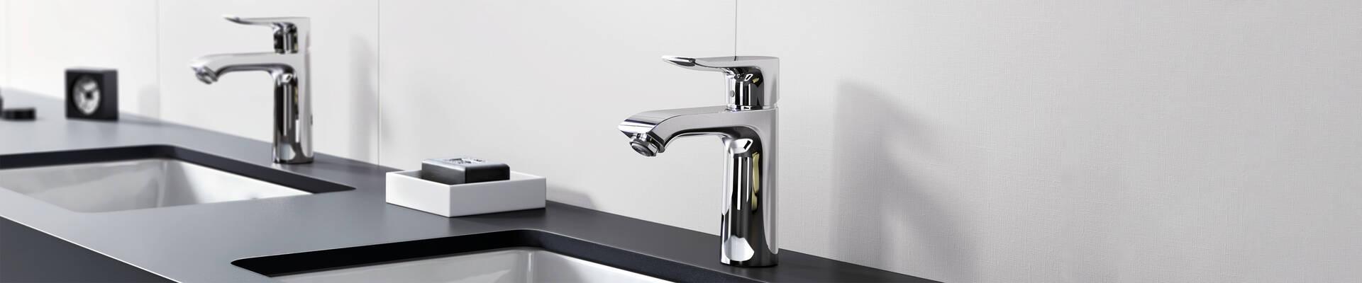 Moderne Badarmaturen Mit Zeitlosem Design Metris Hansgrohe De