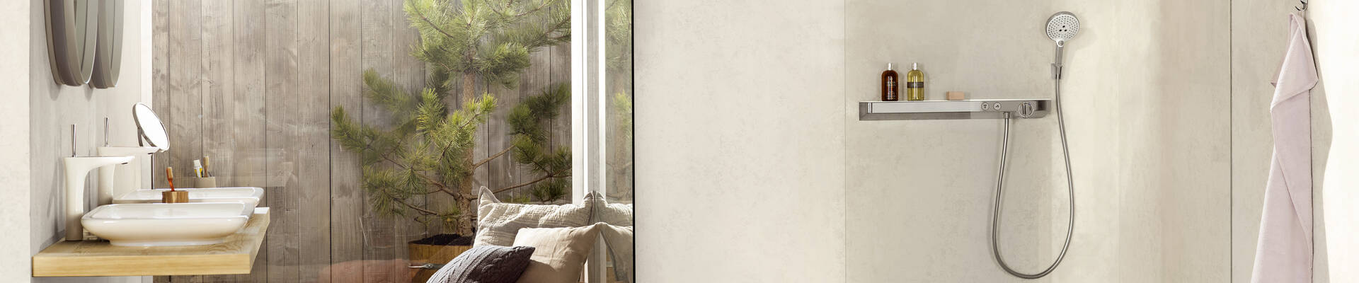 Badezimmer-Trends und kreative Wohntrends | hansgrohe DE