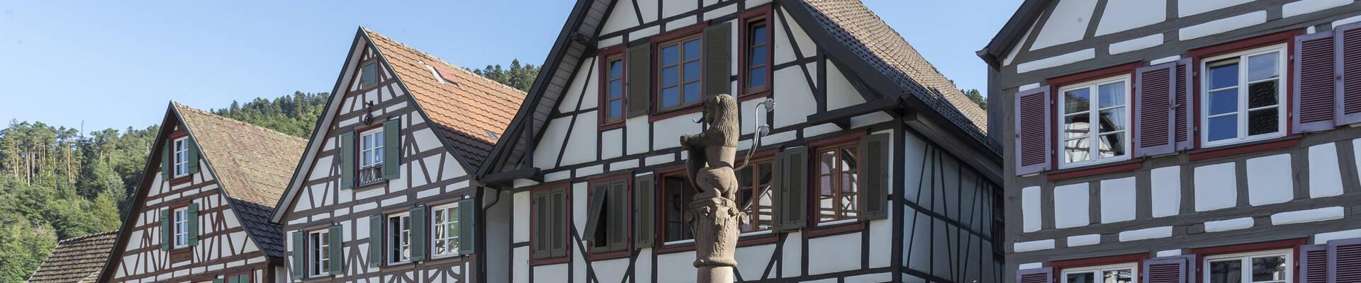 汉斯格雅集团所在地希尔塔赫 。
