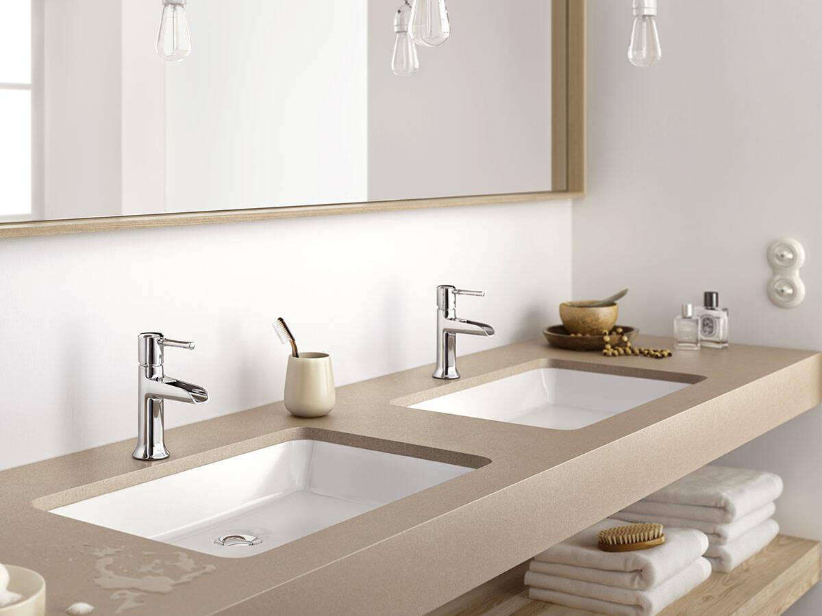 mitigeurs de salle de bain nostalgiques avec technique moderne hansgrohe be. Black Bedroom Furniture Sets. Home Design Ideas