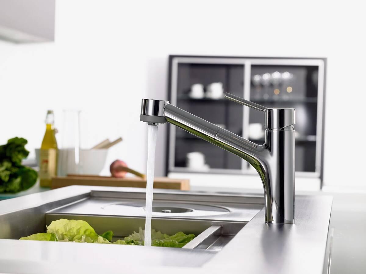 Talis S Faucets For Your Kitchen Hansgrohe Usa