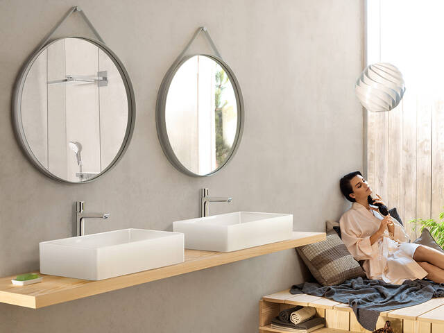 比水最新消息更美:汉斯格雅浴室最新消息。