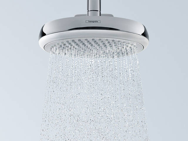 Pure excitement with a basin tap from the brand hansgrohe.