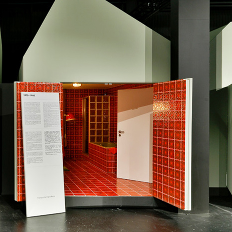 Salle de bain historique, Musée de la culture du bain ...