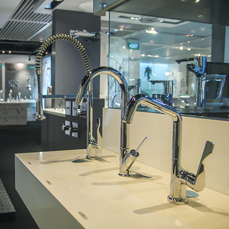 Hansgrohe Aquademie in Singapore | Hansgrohe INT