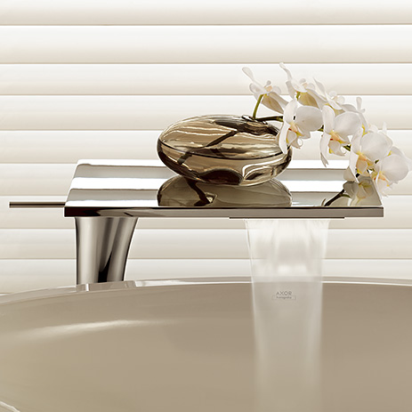 Superb Create A Natural Ambience In The Bathroom. 9 Images. Axor Massaud Faucet  And Accessories. Design Inspirations