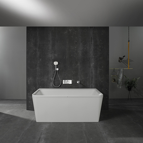 Axor One thermostat module for the shower | Hansgrohe INT
