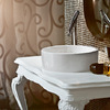Axor Starck Organic next to Starck 1 wash bowl from Duravit.
