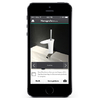 Save image using Hansgrohe@home app