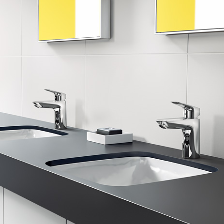 Fabulous Bathroom mixers, mixer taps, taps | Hansgrohe INT YJ59