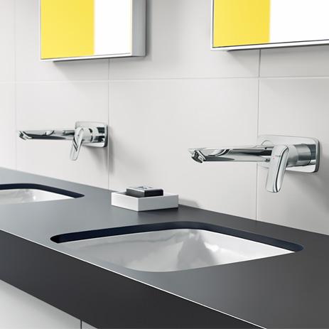 Bathroom mixers, mixer taps, taps | Hansgrohe INT