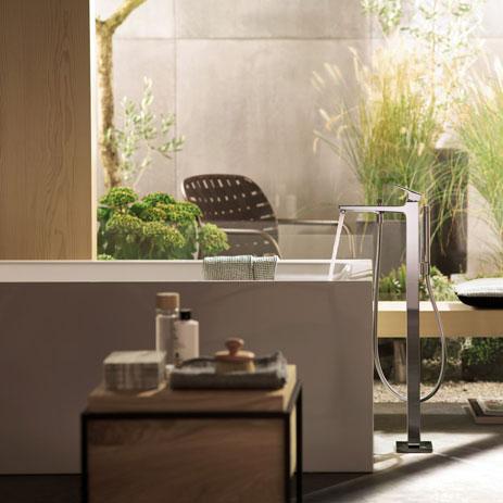 Metropol, bathroom faucets, mixing faucets | Hansgrohe US