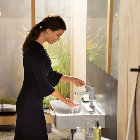 Metropol Bathroom Faucets Mixing Faucets Hansgrohe Us