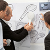 Design meeting bij Hansgrohe