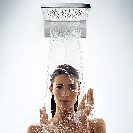 Shower heads, rain showers, body sprays of high quality ...