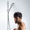 Raindance Select shower set, square.