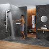 hansgrohe Rainfinity shower range.