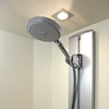 Hansgrohe Raindance S shower panel.