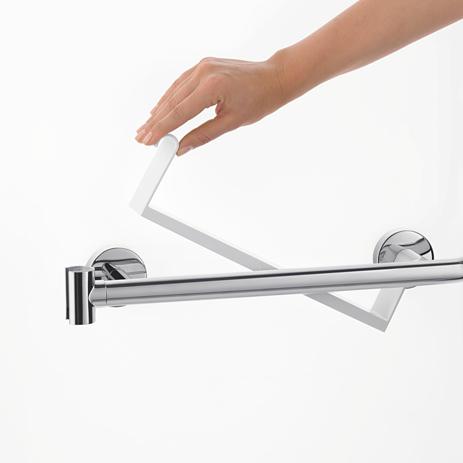 ... Hansgrohe Plastic Shelf Shower Utensils. ...
