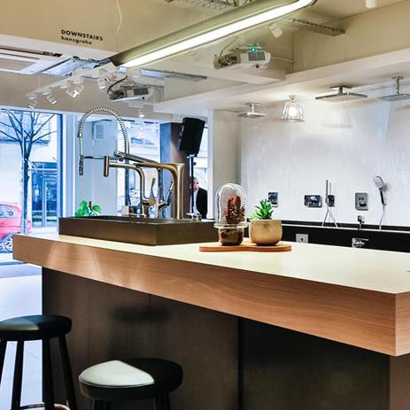 The Water Studio, UK | Hansgrohe INT