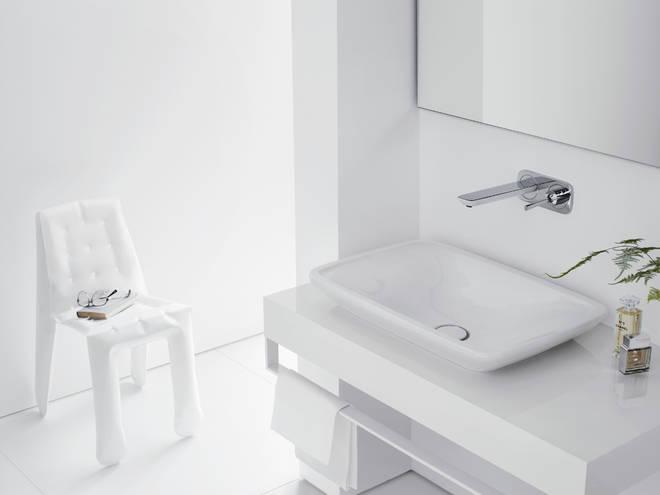 PuraVida Mitigeurs de lavabo: chromé, N° article 15085000 ...