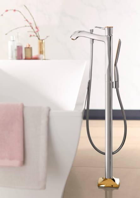 环境:落地式单把手浴缸龙头 3