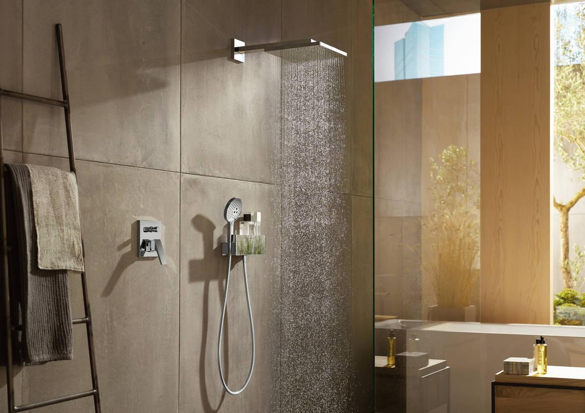 Metropol Bath mixers: 2 outlets, Chrome, Item No. 32545000 ...