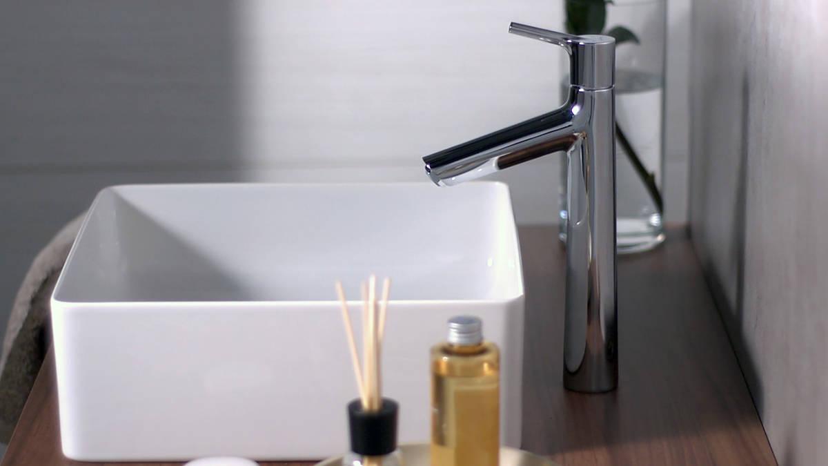 talis s waschtischmischer chrom art nr 72031000. Black Bedroom Furniture Sets. Home Design Ideas