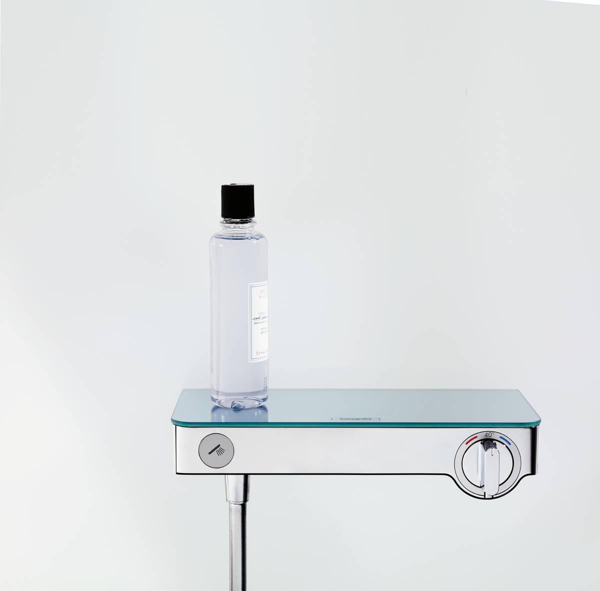 showertablet select brausearmaturen zweigriff 1. Black Bedroom Furniture Sets. Home Design Ideas