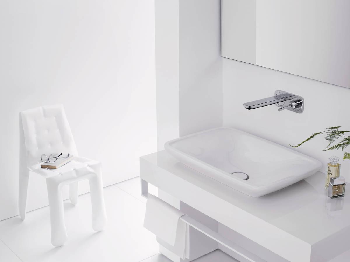 puravida waschtischmischer chrom art nr 15084000 hansgrohe de. Black Bedroom Furniture Sets. Home Design Ideas
