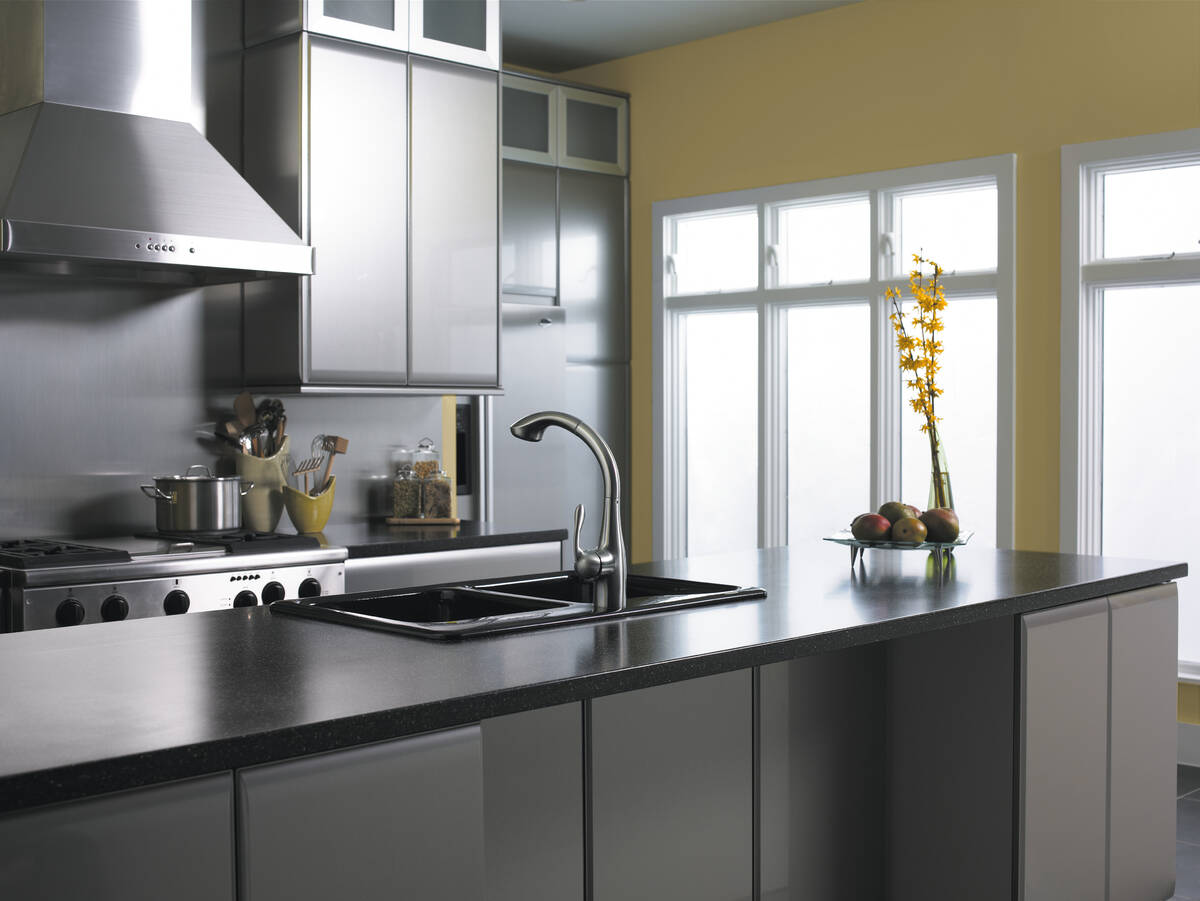 Hansgrohe Kitchen Faucets Allegro E Semiarc Kitchen Faucet 2 Spray Pull Out 1 75 Gpm Art No 06461000 Hansgrohe Usa