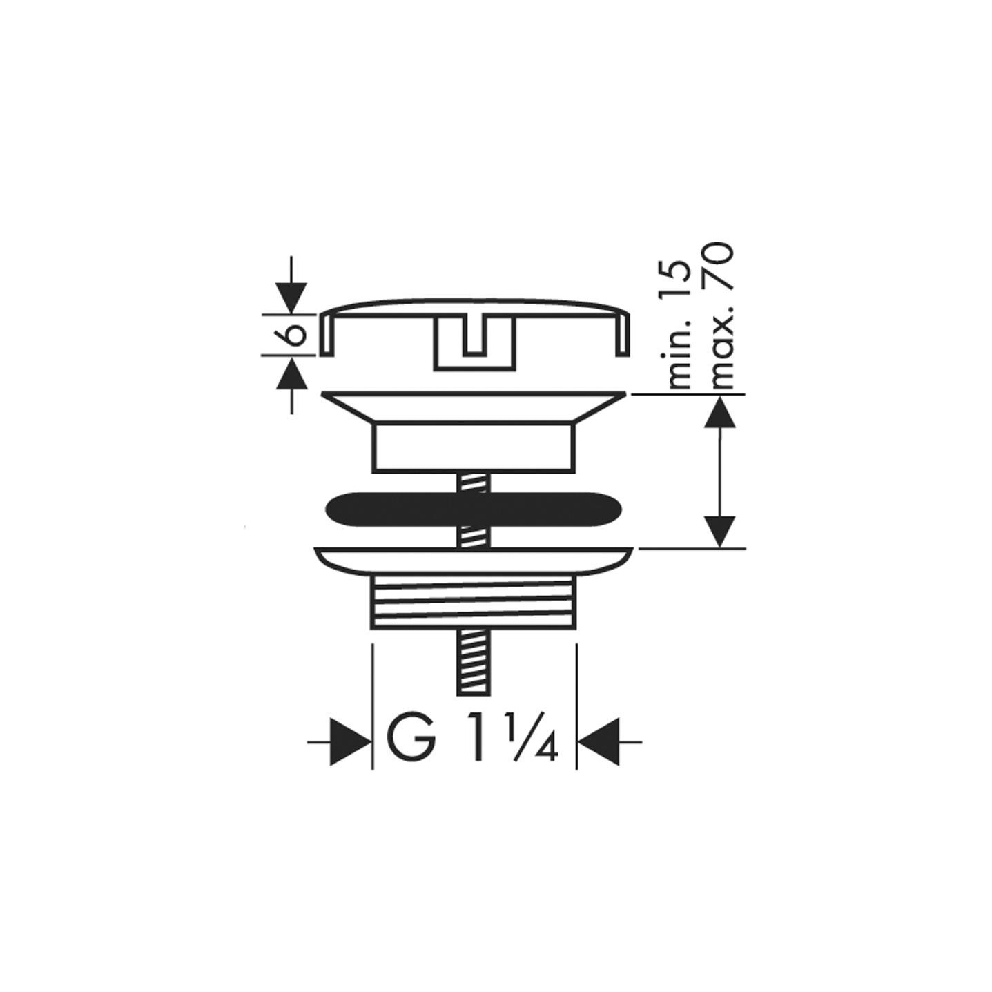 hansgrohe ablaufsysteme waschtisch ablaufventil nicht. Black Bedroom Furniture Sets. Home Design Ideas