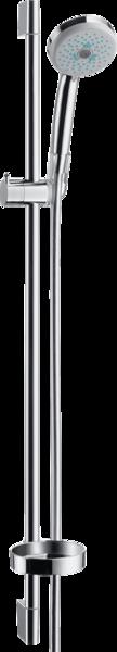 花洒套件 多功能节水型9L带升降杆90cm和皂碟